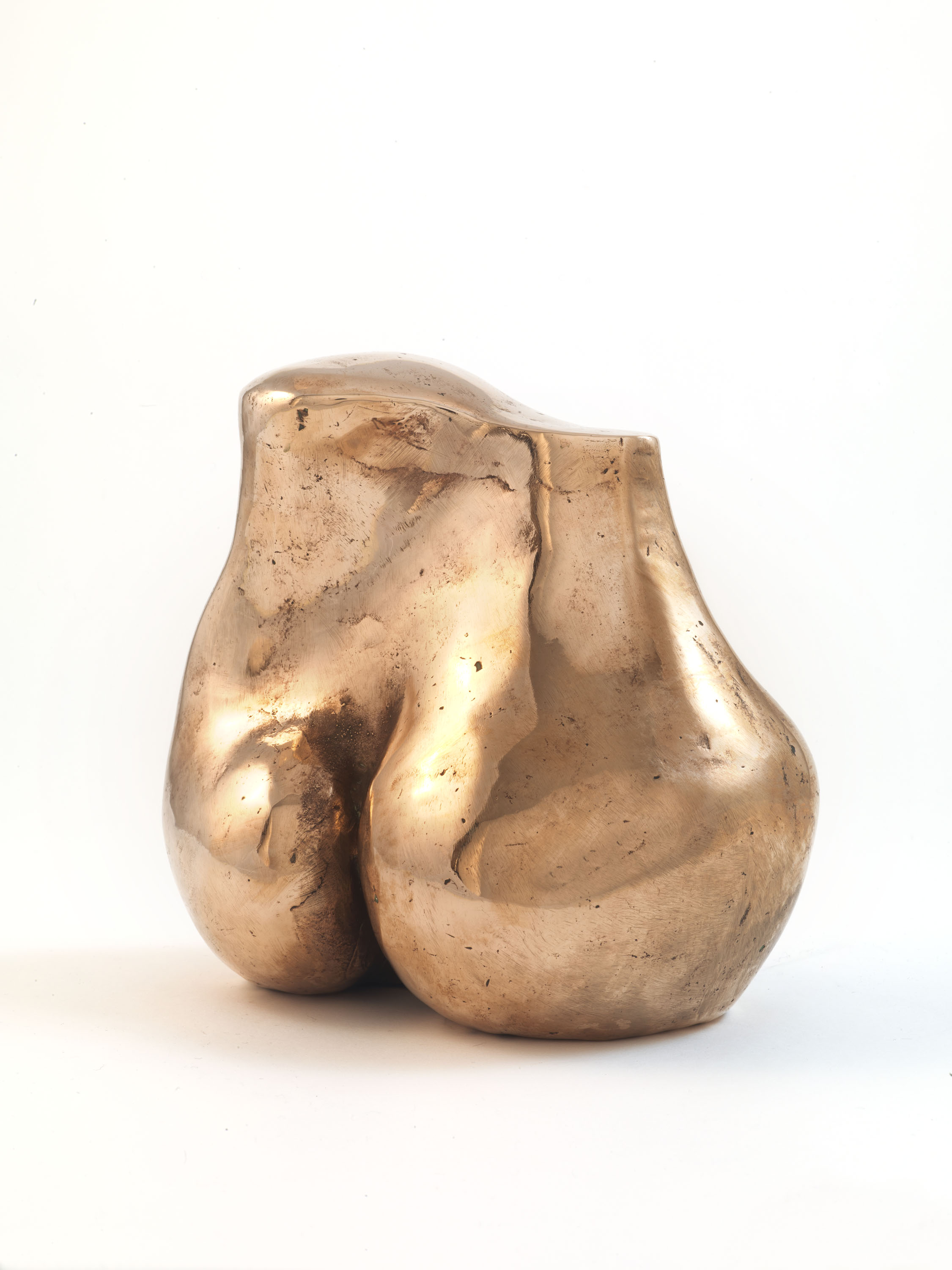 Torso (Bronze) by Julia Godsiff