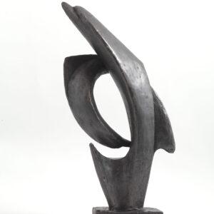 The Dolphins (Ciment Fondu) by Julia Godsiff